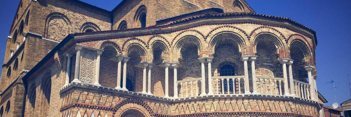 The Basilica of Saints Maria and Donato