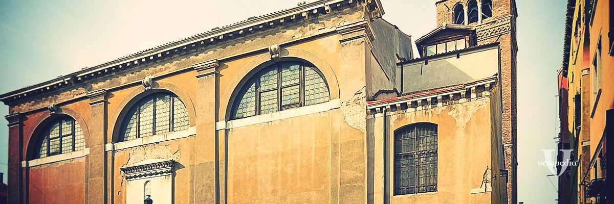 Chiesa di San Cassiano a Venezia