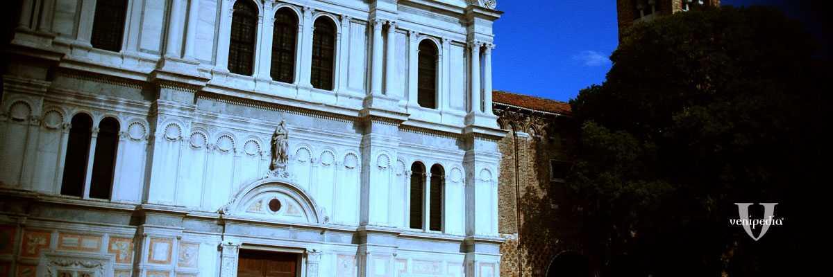 La chiesa di San Zaccaria.
