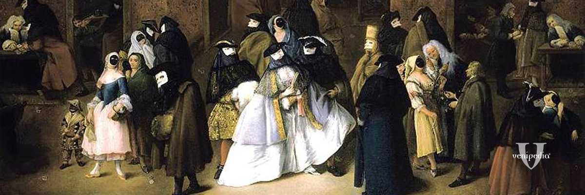 Frammento di un Ridotto di Pietro Longhi.