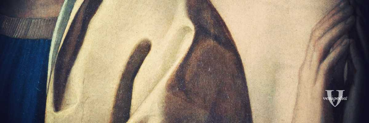 Frammento di un quadro di Giovanni Bellini.