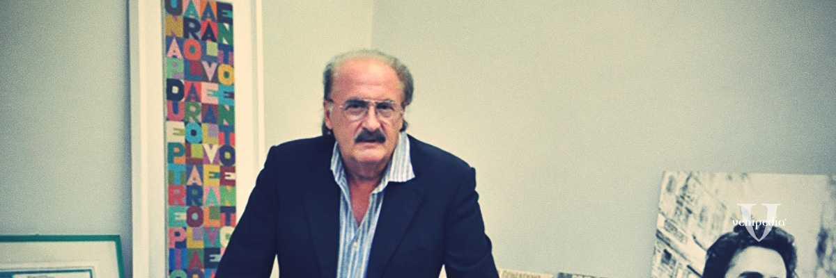 Pino Donaggio nel suo studio di registrazione. — (Per gentile concessione Pino Donaggio)
