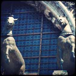 I cavalli bronzei della Basilica di San Marco