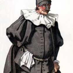 Il Dottor Balanzone, la maschera bolognese.