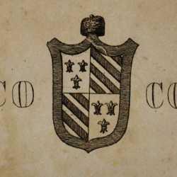 Lo stemma del doge Domenico Contarini
