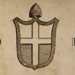 Lo stemma del doge Orso Ipato
