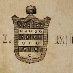 Lo stemma del doge Vitale Michiel I