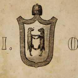 Lo stemma del doge Pietro Orseolo I