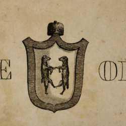 Lo stemma del doge Ottone Orseolo