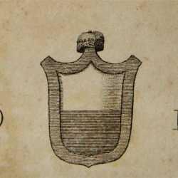 Lo stemma del doge Enrico Dandolo