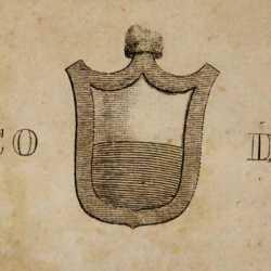 Lo stemma del doge Francesco Dandolo