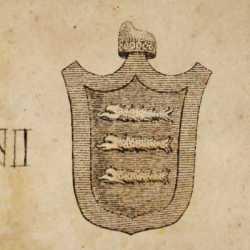 Lo stemma del doge Giovanni Dolfin