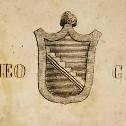 Lo stemma del doge Bartolomeo Gradenigo