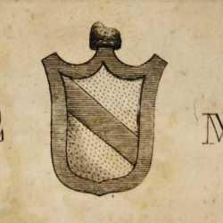Lo stemma del doge Michele Morosini