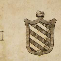 Lo stemma del doge Raniero Zen
