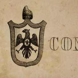 Lo stemma del doge Carlo Contarini