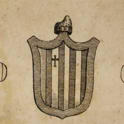Lo stemma del doge Antonio Grimani