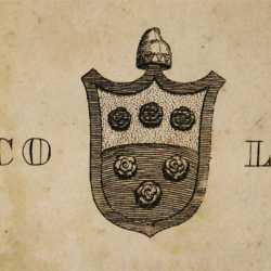 Lo stemma del doge Francesco Loredan