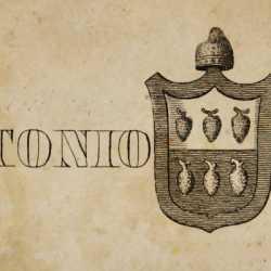 Lo stemma del doge Marcantonio Memmo