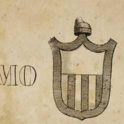 Lo stemma del doge Girolamo Priuli