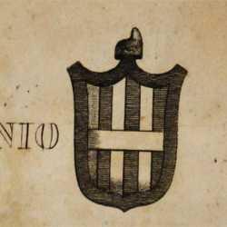 Lo stemma del doge Marcantonio Trevisan