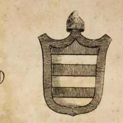 Lo stemma del doge Francesco Venier