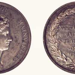 Luigi Ferrari, 1819, medaglia Josephine Fodor Mainvielle