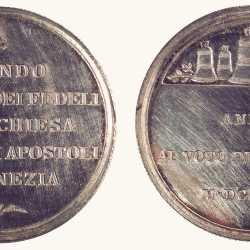 Luigi Ferrari, 1840, medaglia Santi Apostoli