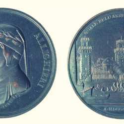 Francesco Stiore, 1847, medaglia Scienziati Arsenale