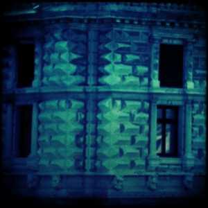 Il palazzo Ca' Pesaro - angolo