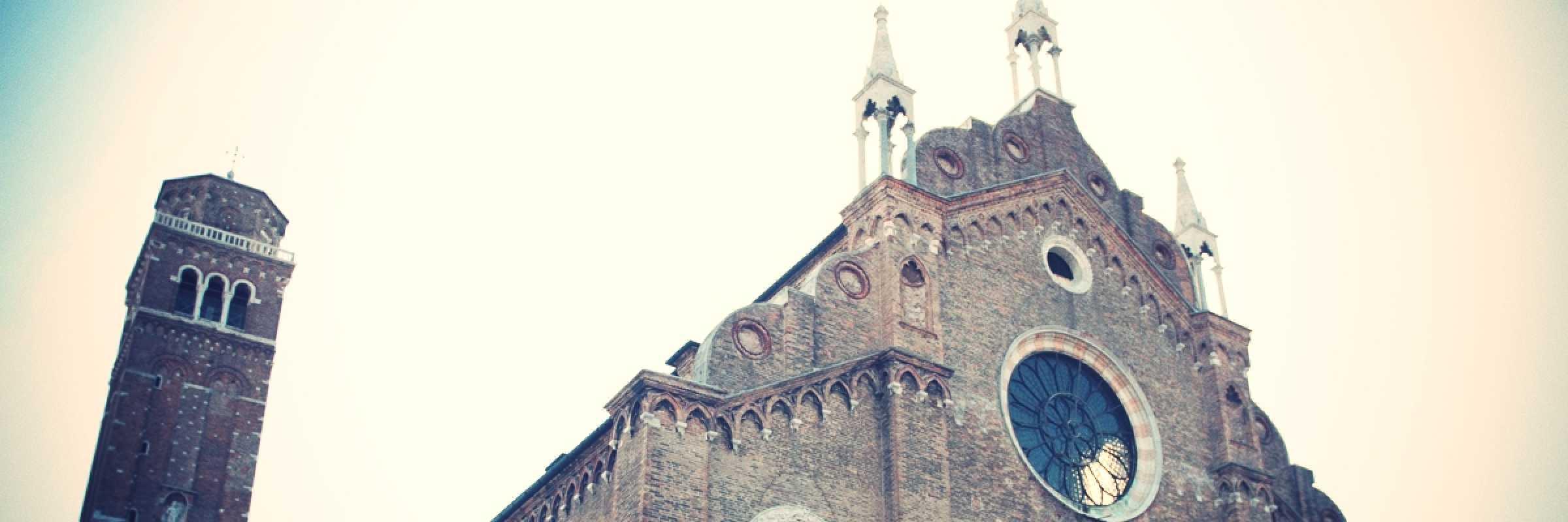 La Basilica di Santa Maria Gloriosa dei Frari