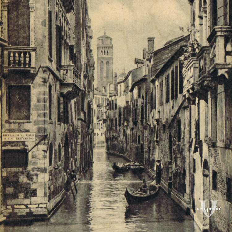 Rio Cà Bernardo.