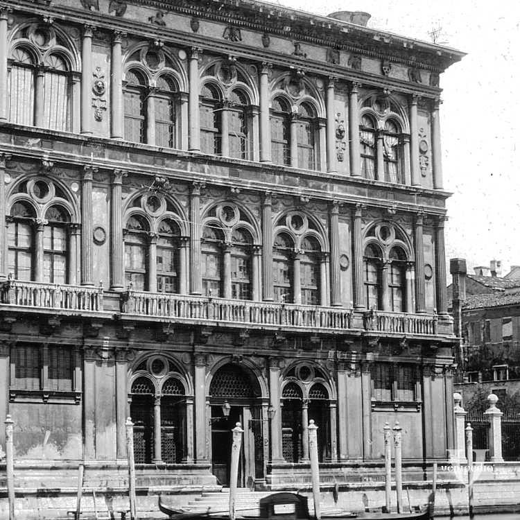 Palazzo Vendramin, palazzo voluto e costruito dalla famiglia Loredan (Brooklyn Museum)