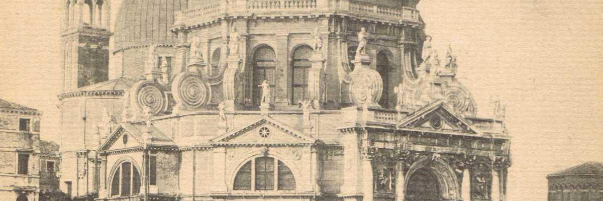 La Basilica di Santa Maria della Salute che viene festeggiata da molti fedeli il 21 novembre di ogni anno.