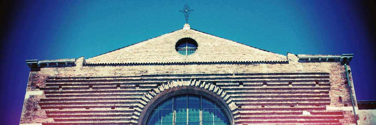 La chiesa di San Marcuola.