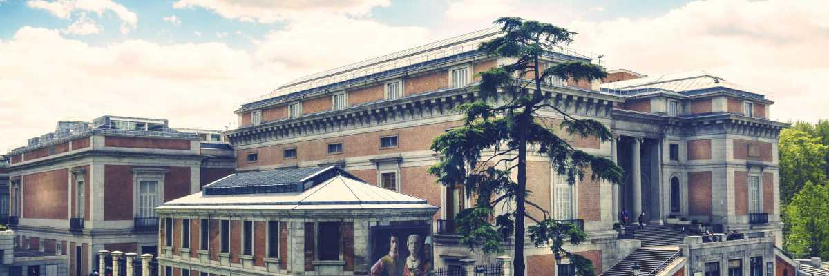 Museo del Prado (Photo by donfalcone from Pixabay)