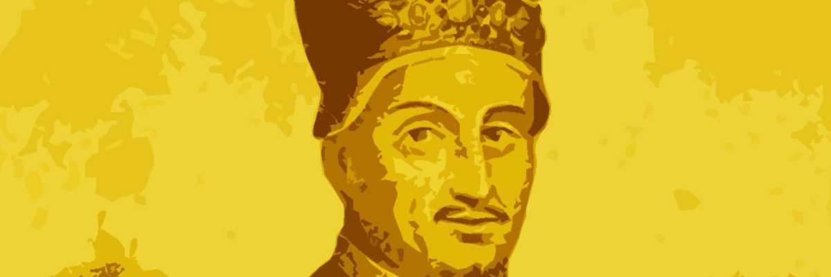 Incisione raffigurante il doge Pietro Candiano I.