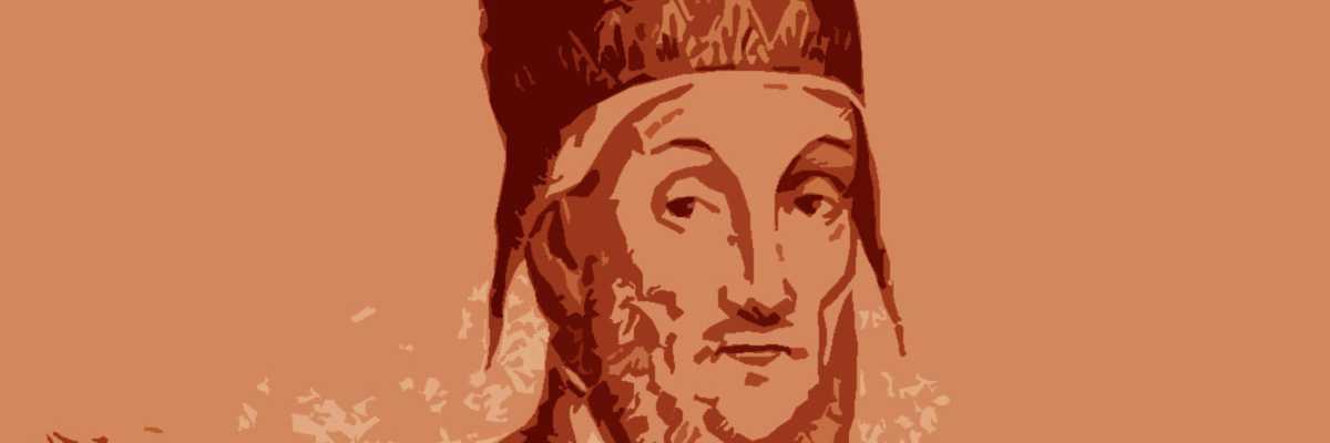 Incisione raffigurante il doge Pietro Loredan