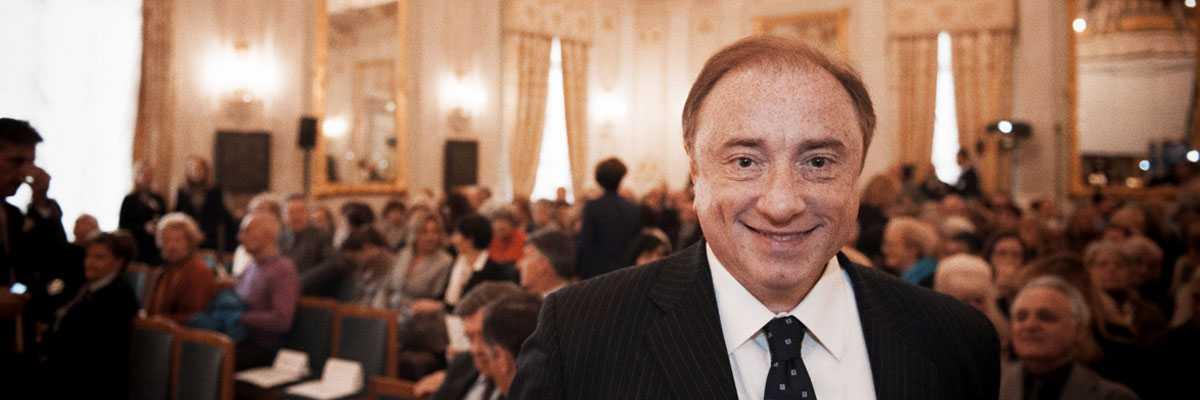 Fabrizio Tamburini - Veneziano dell'Anno 2012