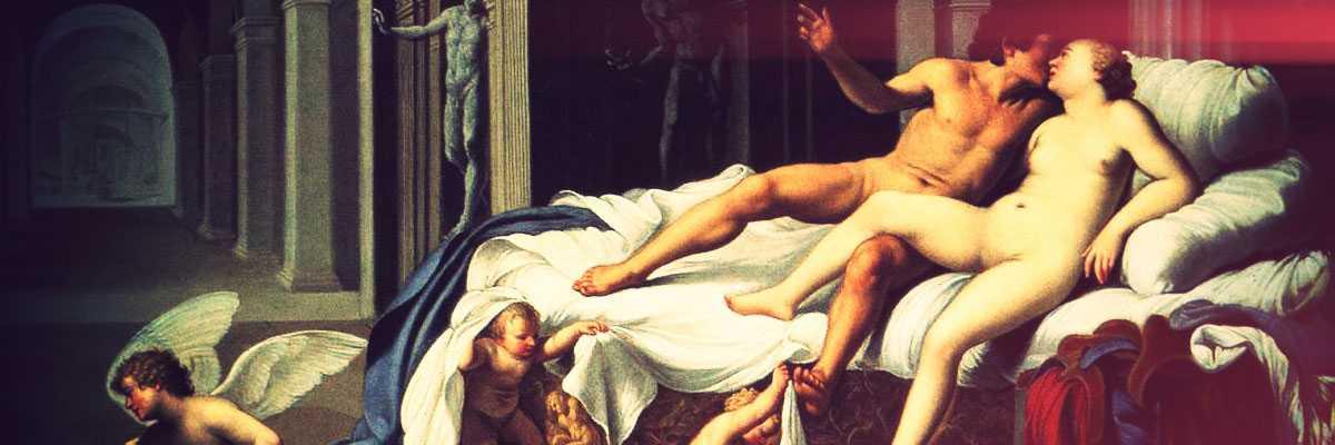Carlo Saraceni Venere e Marte Madrid, Carmen Thyssen -Bornemisza Collection, on loan Thyssen – Bornemisza Museum Olio su rame, cm 39,5 x 55.