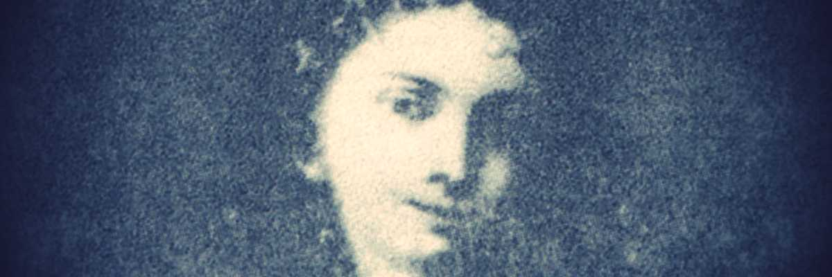 Presumed portrait of Sara Copio Sullam.