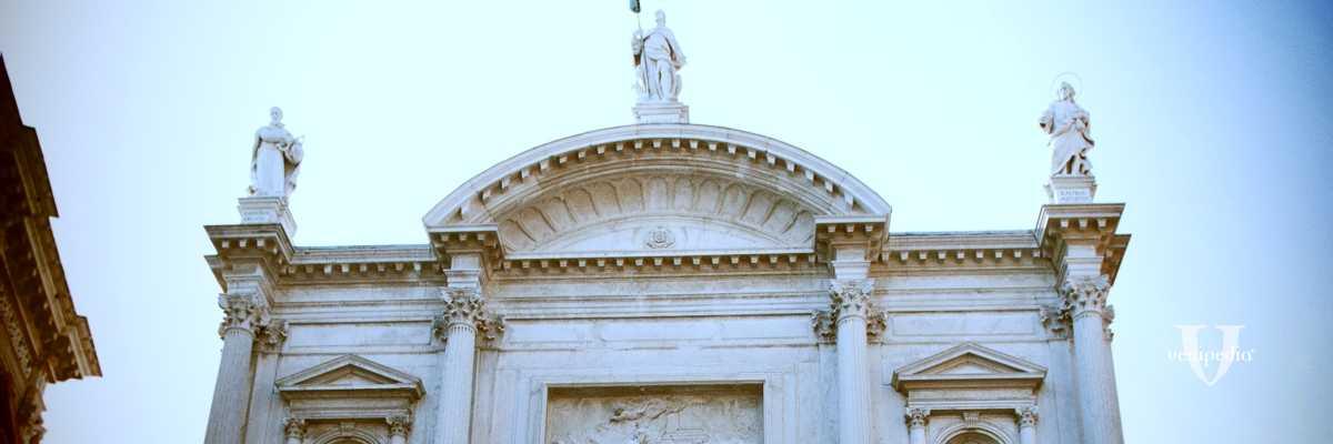 La chiesa di San Rocco.