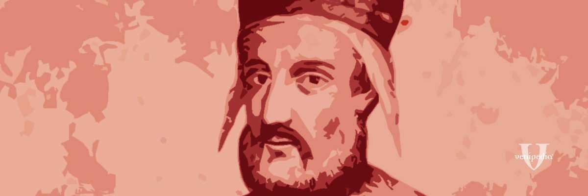 Incisione raffigurante il doge Marcantonio Trevisan.