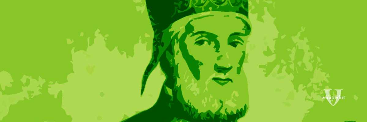 Incisione raffigurante il doge Girolamo Priuli