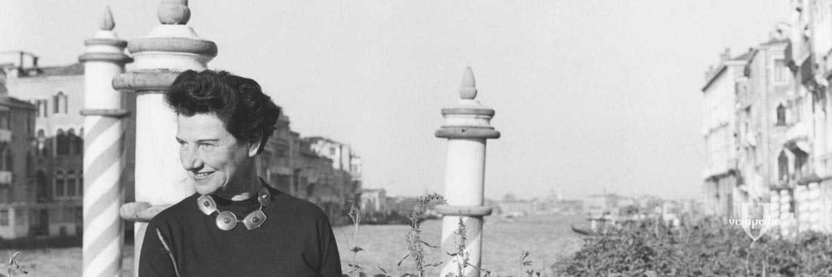 Peggy Guggenheim - Venezia