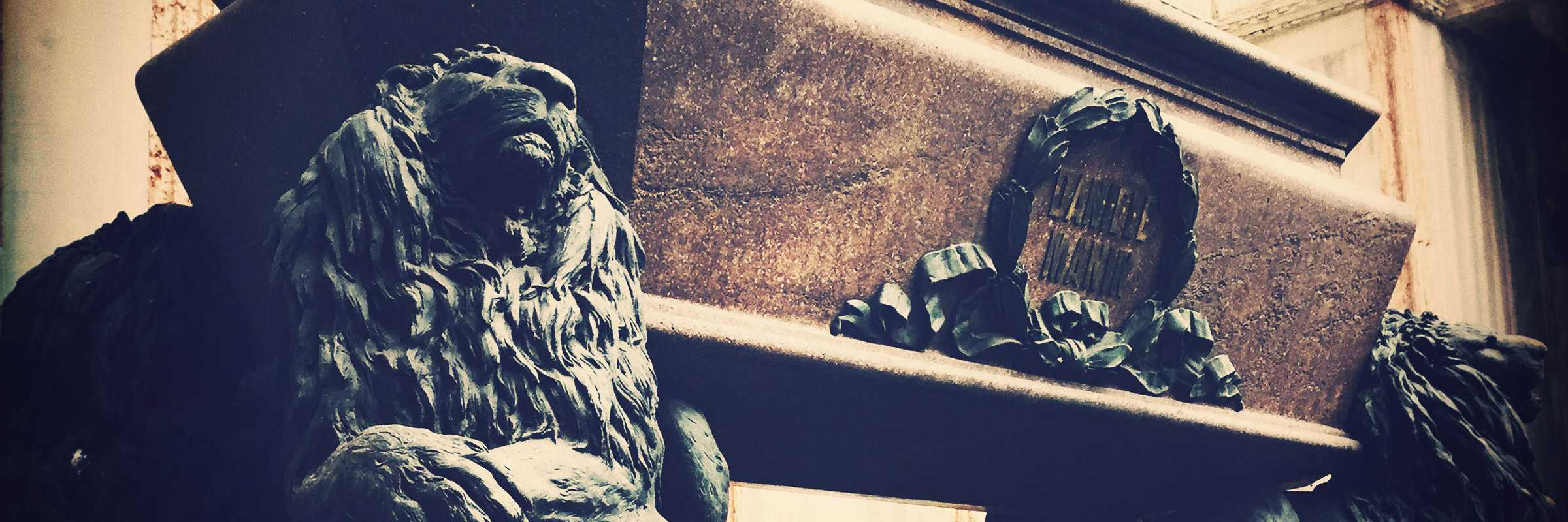 Monumento funebre di Daniele Manin