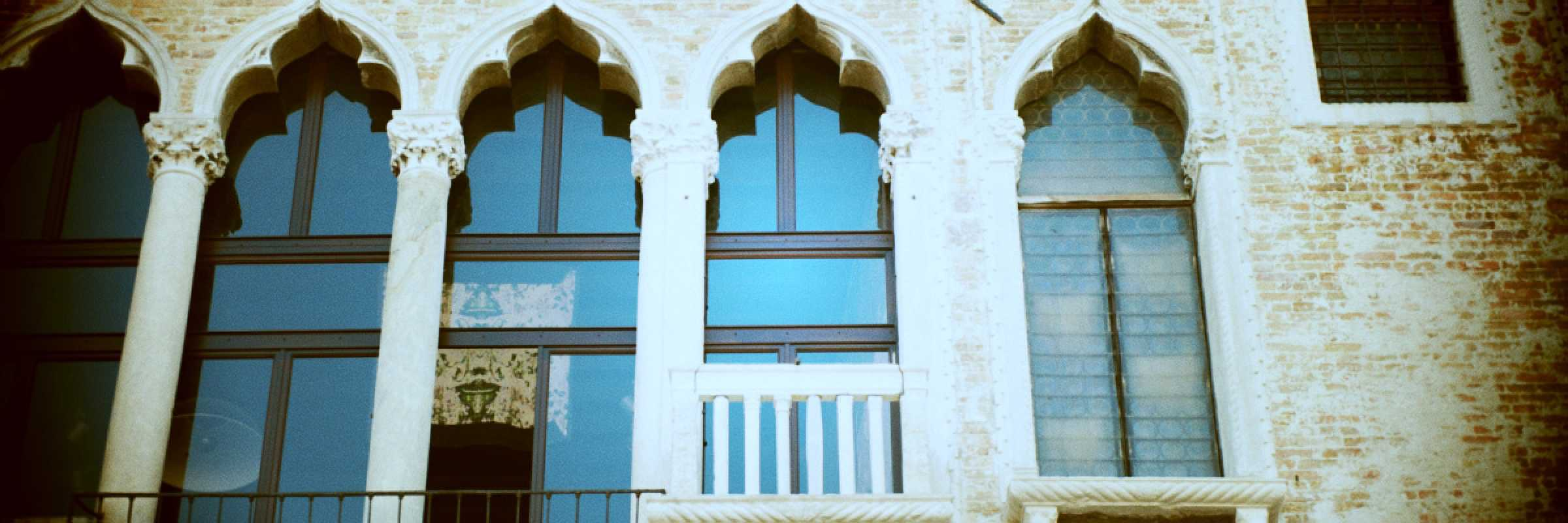 La facciata del Museo.