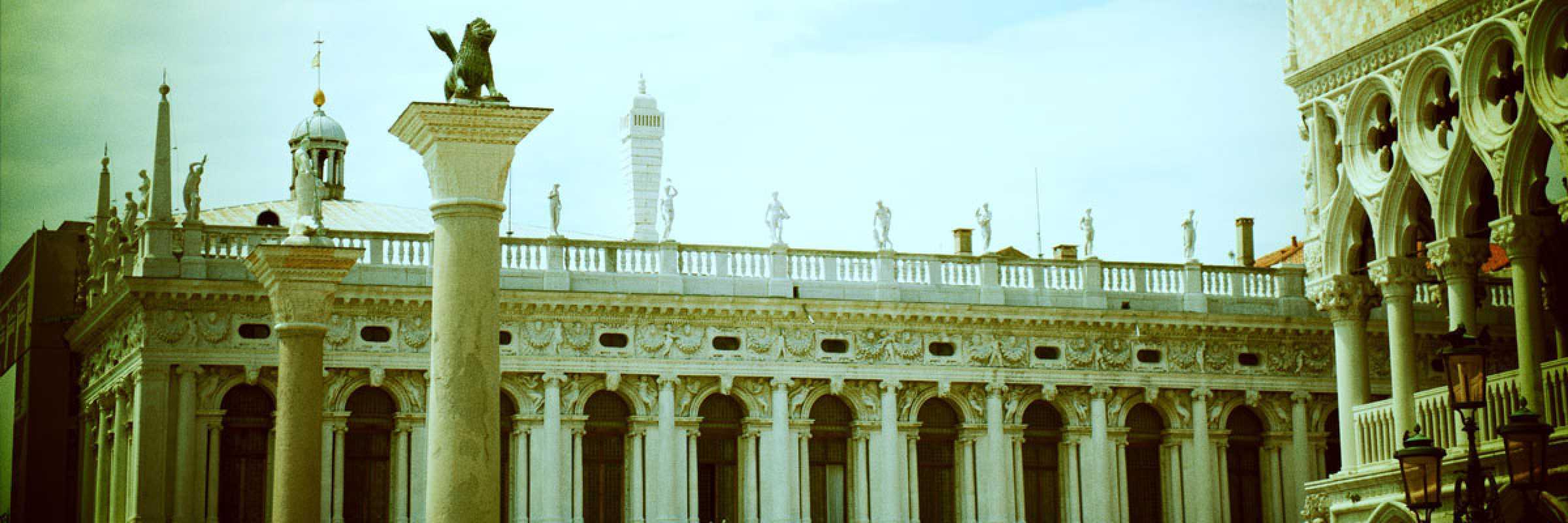 Palace of the Libreria Sansoviniana