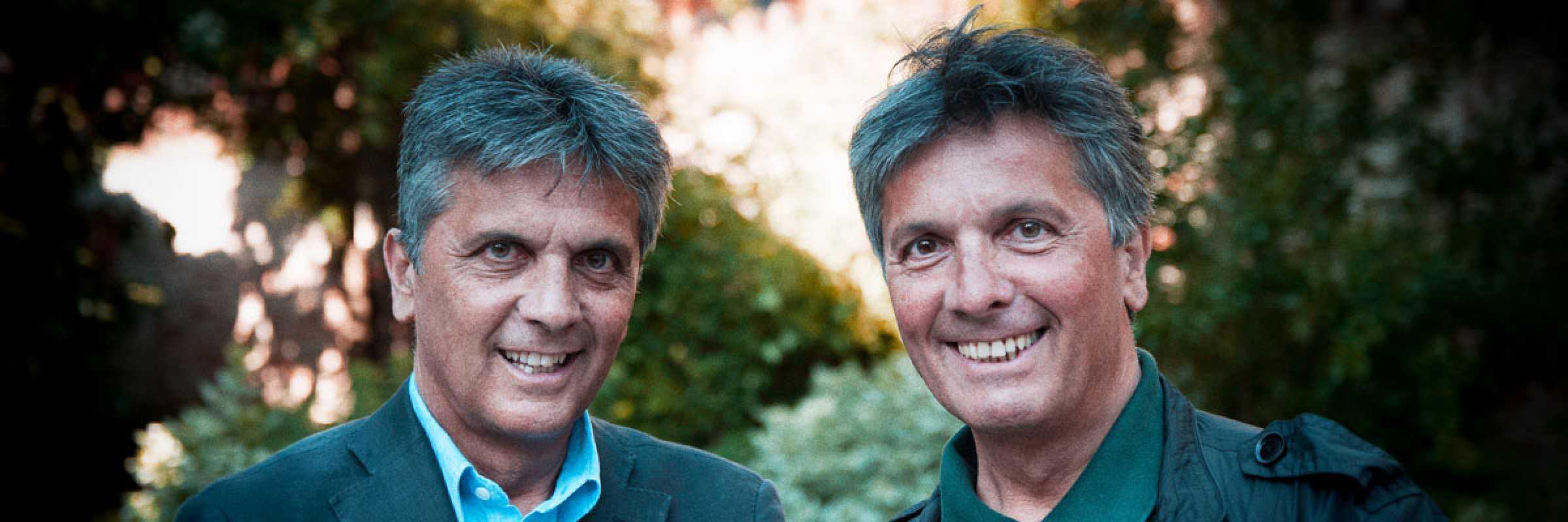 Giorgio e Maurizio Crovato.