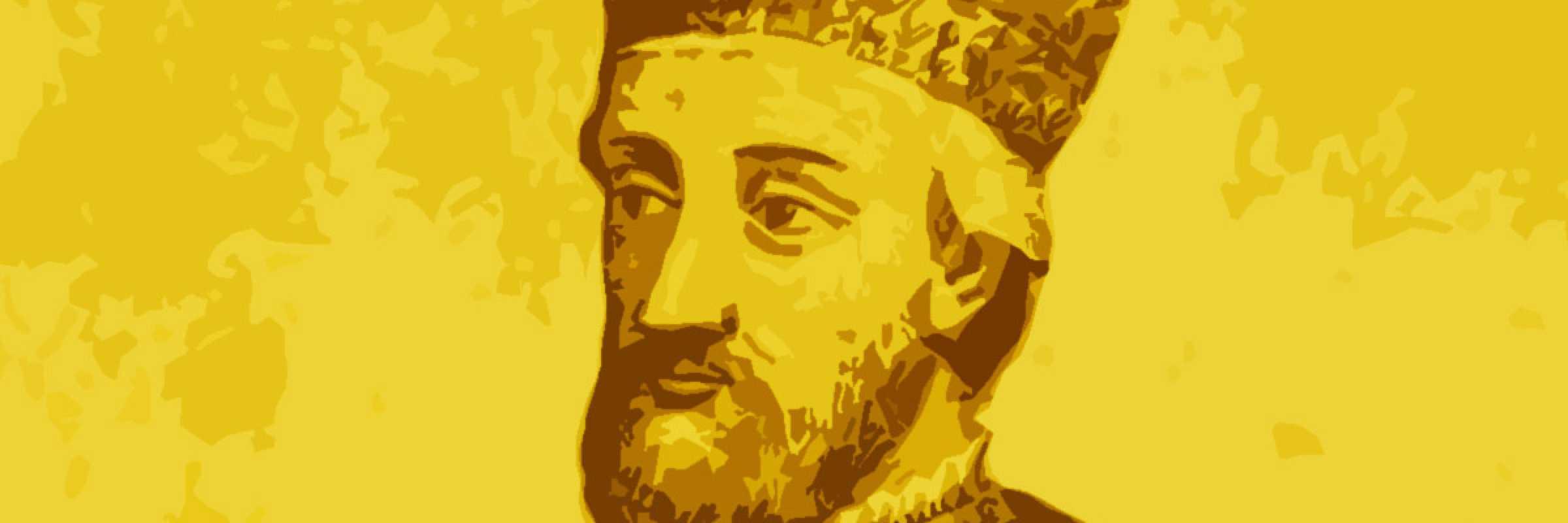 Incisione raffigurante il doge Marino Zorzi.